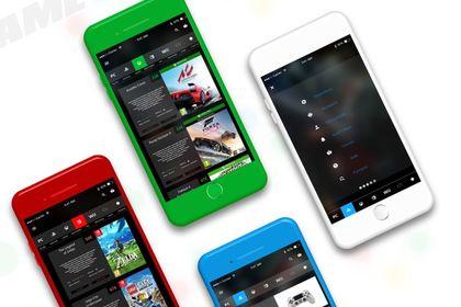 App mobile actualite gamer