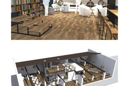 Visuels 3D intérieur