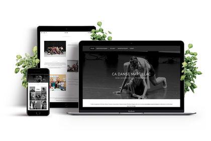 Création de site internet et identité visuelle