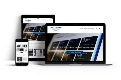 Webdesign, création de site internet