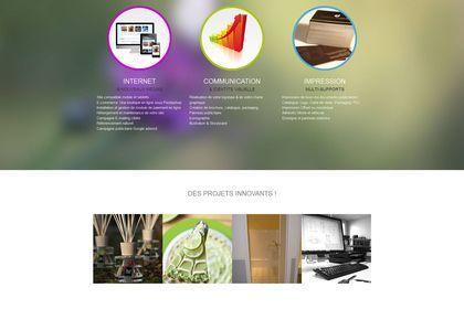 Webdesign - Couleurs Digitales
