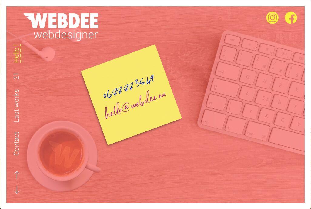 Nouveau logo + nouveau site web vitaminé