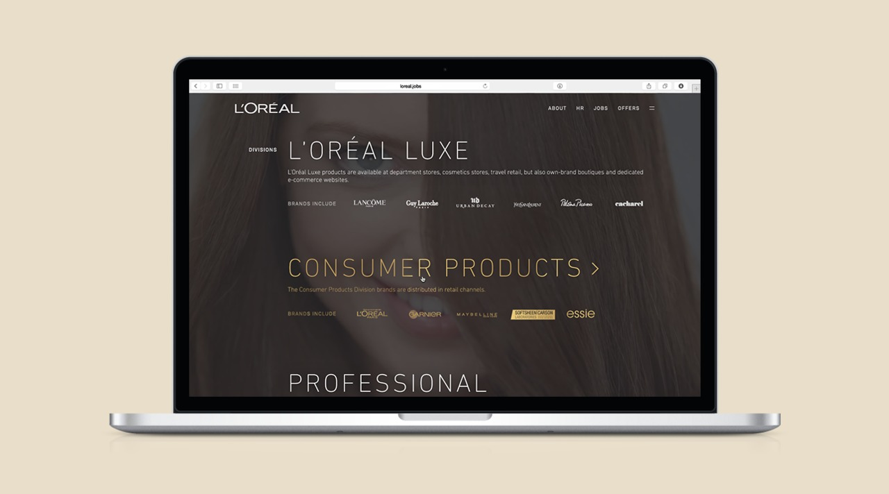 L'Oréal Careers