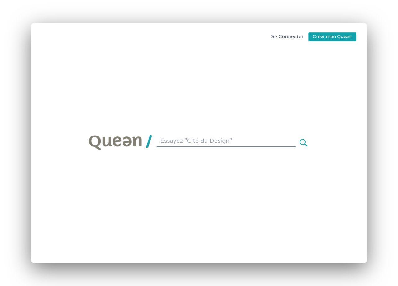 Quean - Logo
