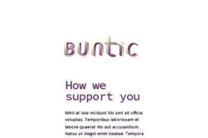 Logo design pour Buntic