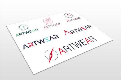 Propositions pour le logo Artwear