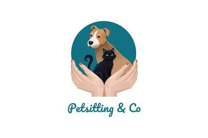 Logo Petsitting & Co
