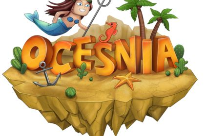 Ocesnia logo Minecraft