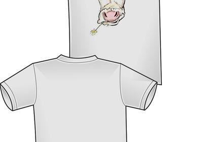 """T-shirt """"La Vache"""""""