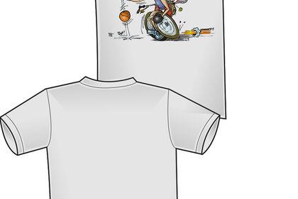 "T-shirt ""Handisport"""
