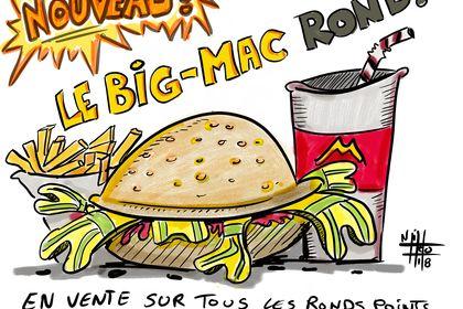 Big Mac Rond