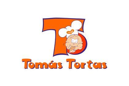 Logo - Tomas, gateaux