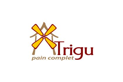Logo - Trigu, pain complet