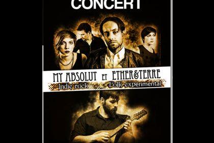 Affiche de concert