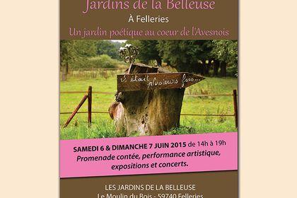 Jardins de la Belleuse