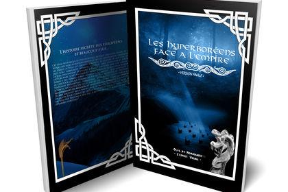 ÉDITION COUVERTURE / LES HYPERBORÉENS FACE A L'EMP