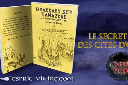 Drakkars sur l'Amazone de Jacques de Mahieu