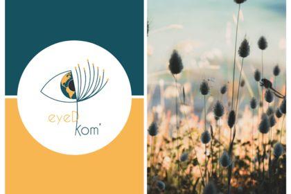Création du logo eyeDKom