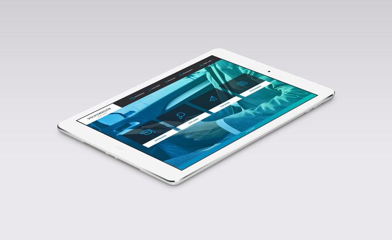 Design web UI UX