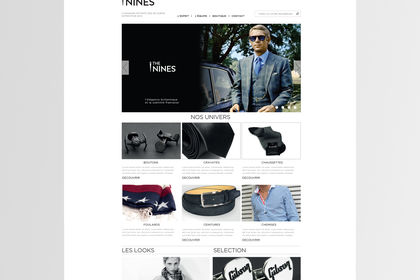 Website The Nines