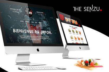 Le Senzu - Responsive Design