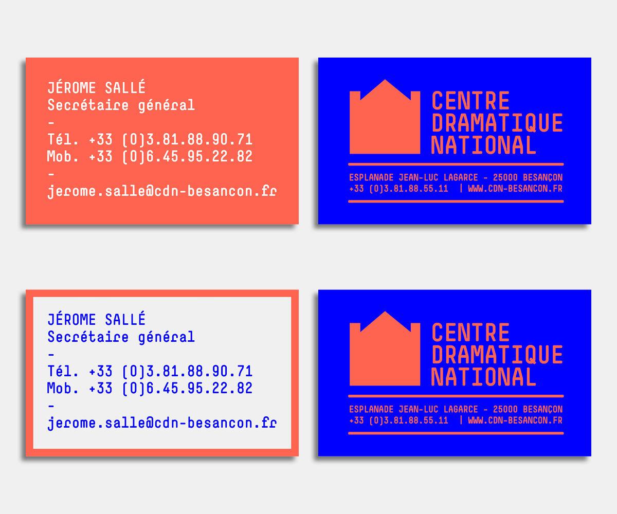 Centre Dramatique National de Besançon
