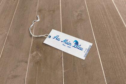 Étiquette commercialisation Nain Bleu
