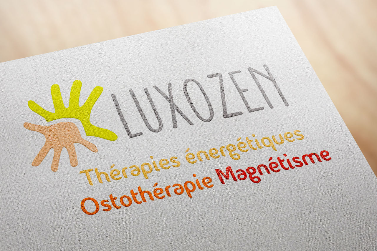 Luxozen - Création du logotype