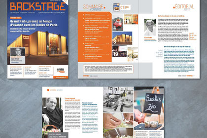 Magazine Eurosites
