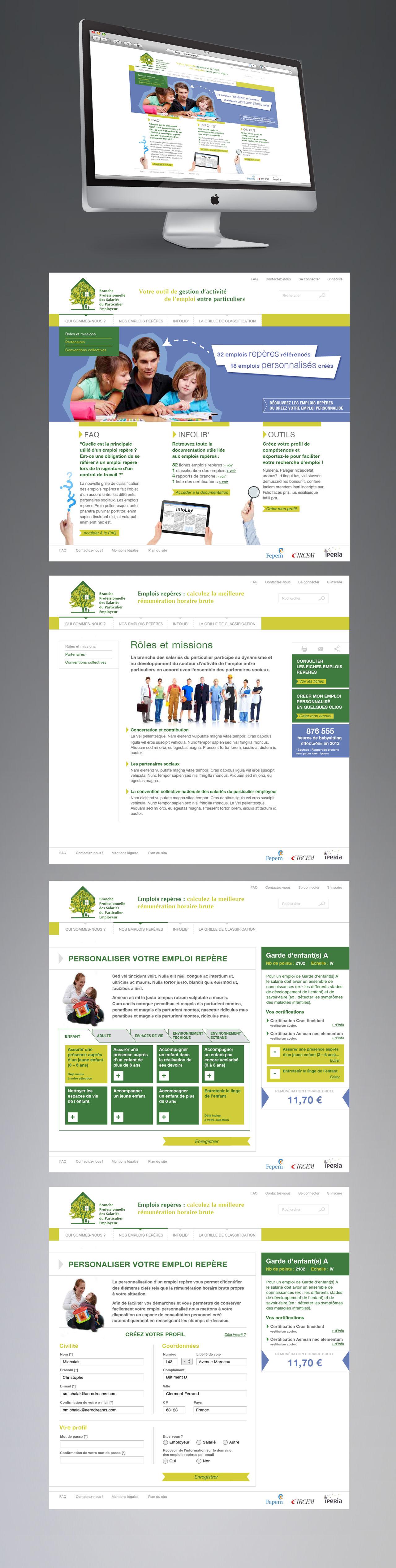 Webdesign - BSPE