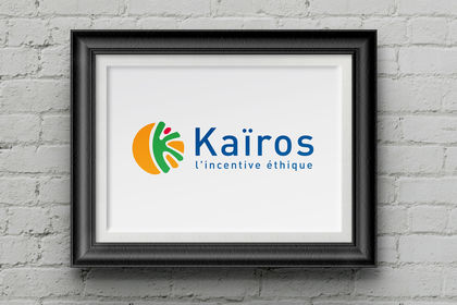 Kaïros - Création du logo