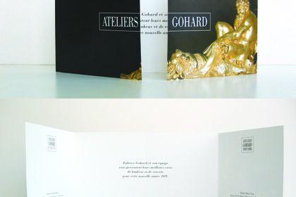 Carte de vœux Gohard