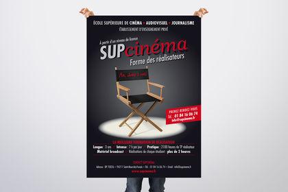 Affiche – SUP Cinéma