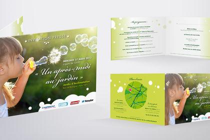 Invitation presse - Campingaz