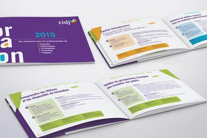Catalogue de formation - Cidj