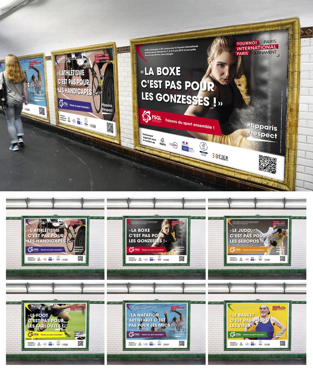 FSGL - Campagne de communication TIP
