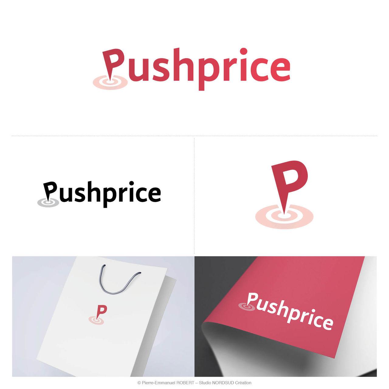 Logo - Application Pushprice