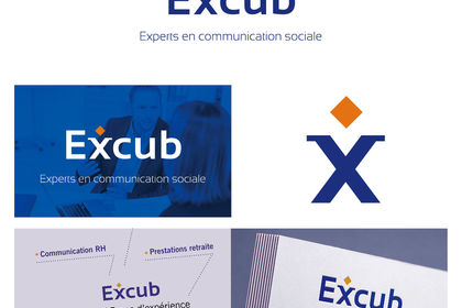 Création du logo Excub