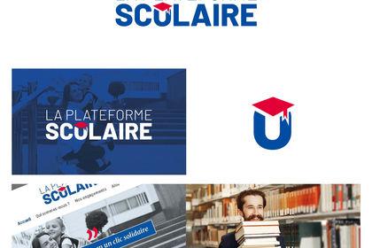 Création du logo de La Plateforme Scolaire