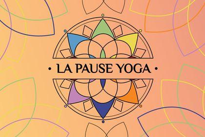 Bannière facebook la pause yoga