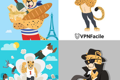 Mascotte + Illustration + Logo