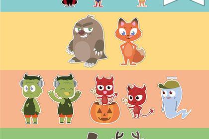 Création de personnages