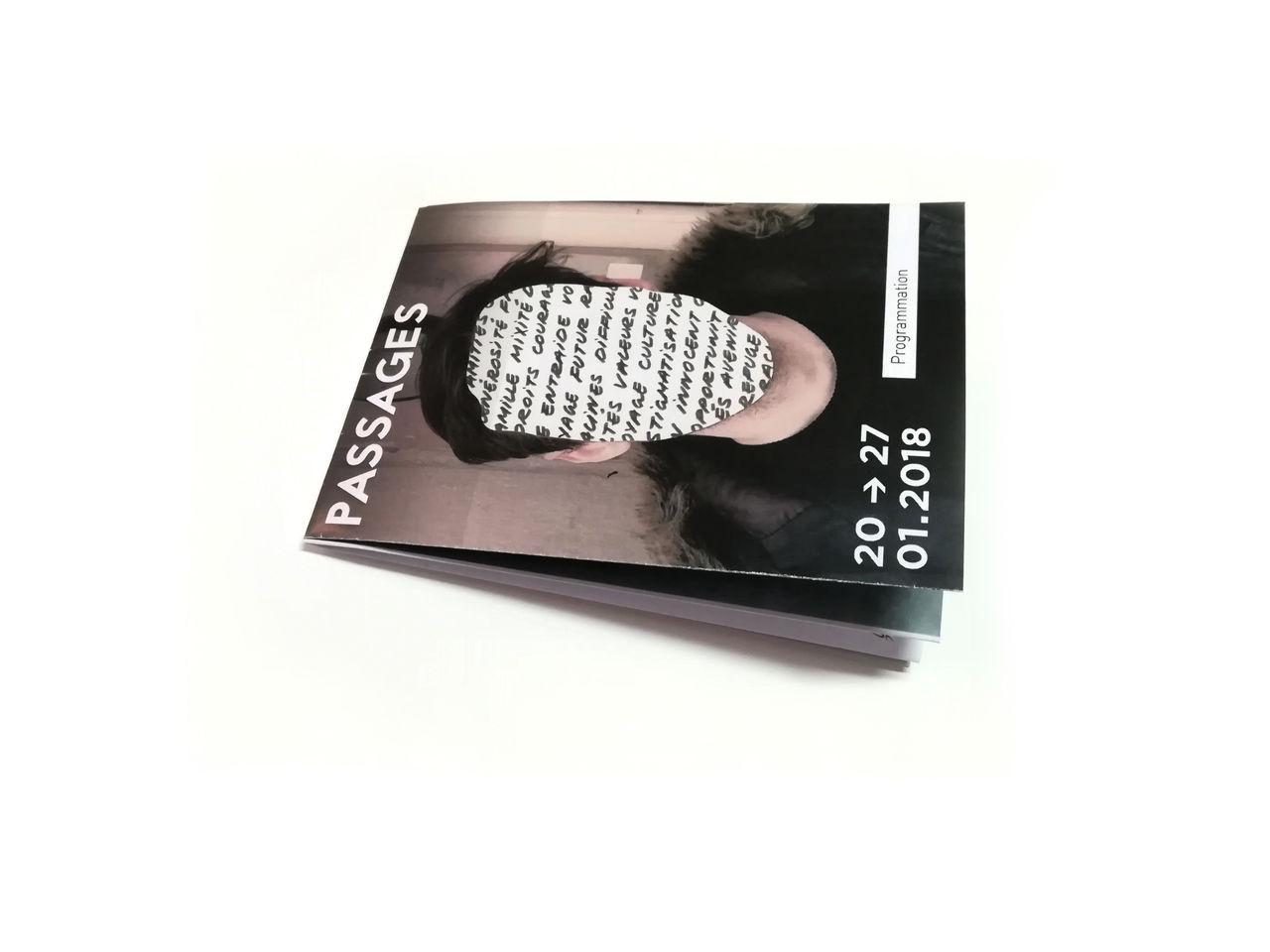 Passages - Brochure événementielle