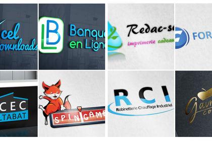 Logo, print & web