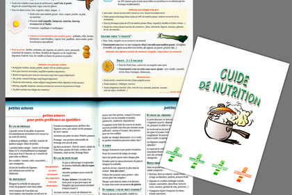 Guide nutrition