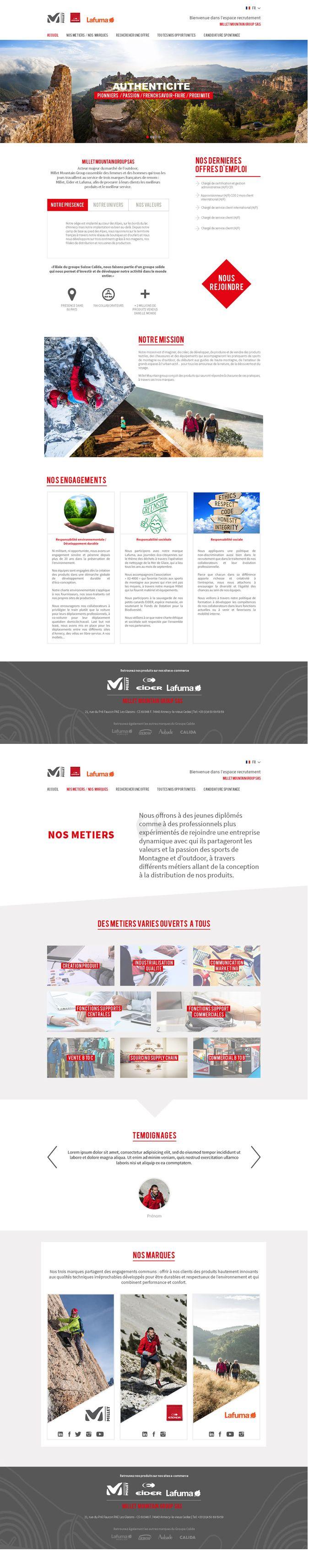 Millet Mountain Group