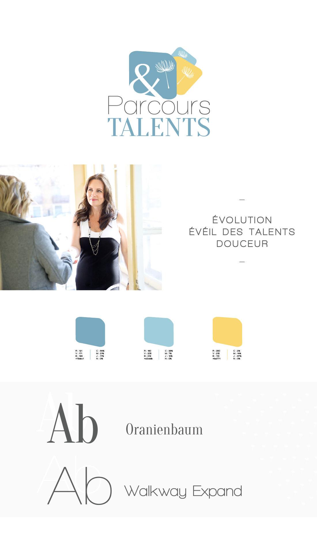 Logo - Parcours & Talents
