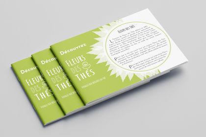 Projet de formation - Brochure produit