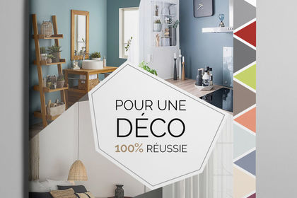 Projet de formation - Brochure DecoHome