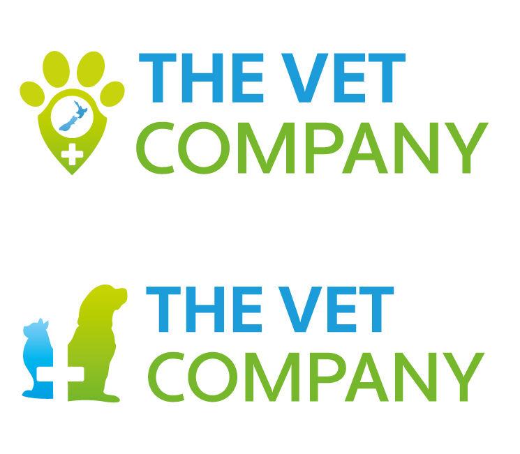 Logo de clinique vétérinaire